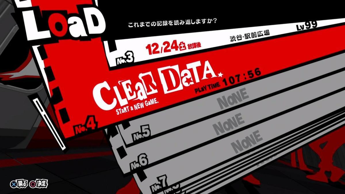 Persona 5: Things to Do in New Game Plus